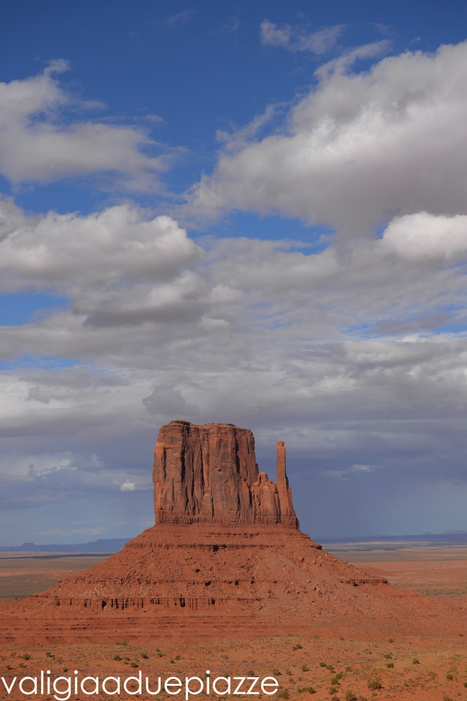monument valley castello