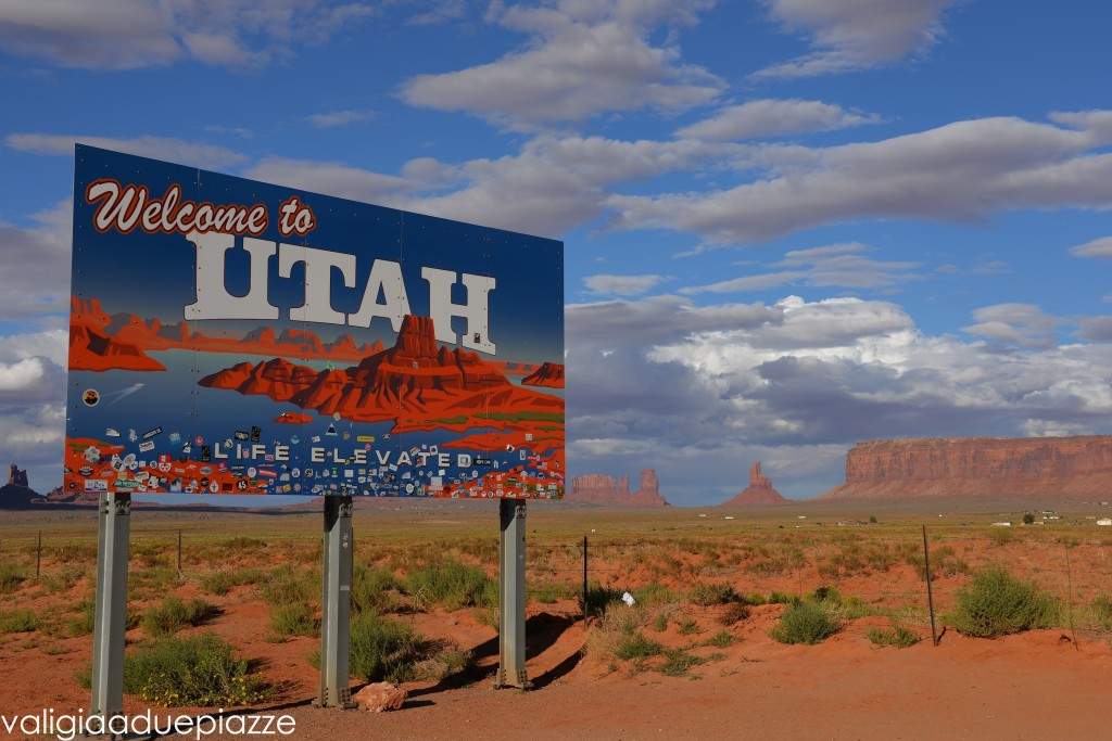 utah state line