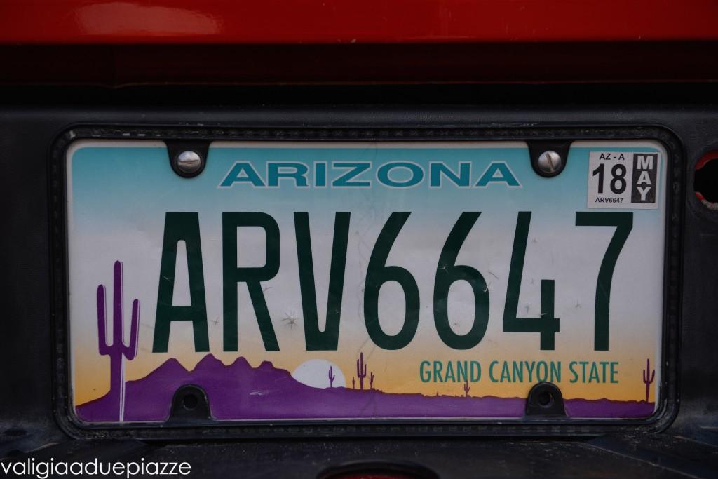 targa arizona