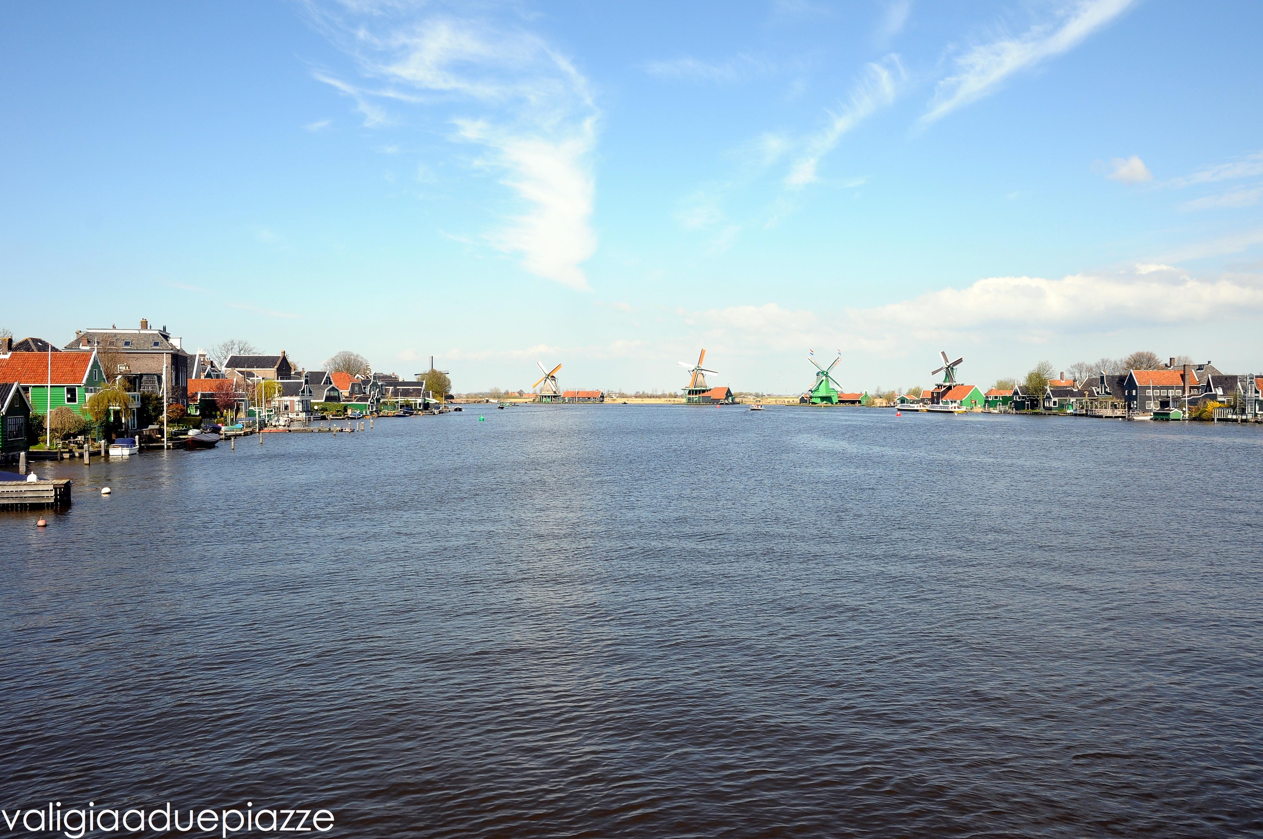 Vendita Case In Olanda olanda, i mulini a vento di zaanse schans