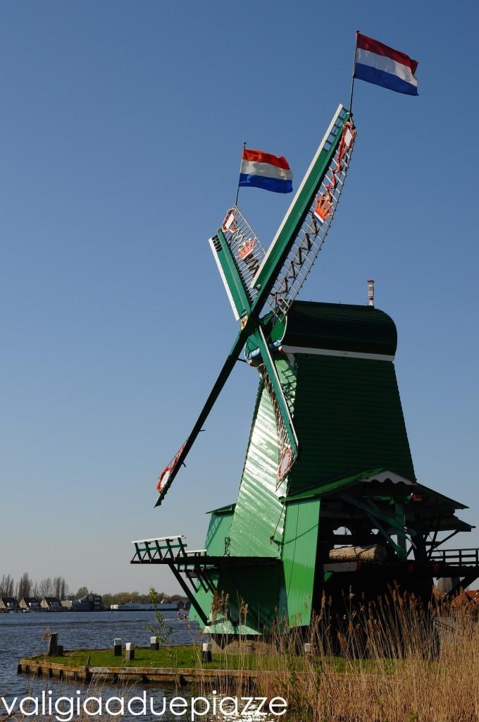 mulino a vento olanda