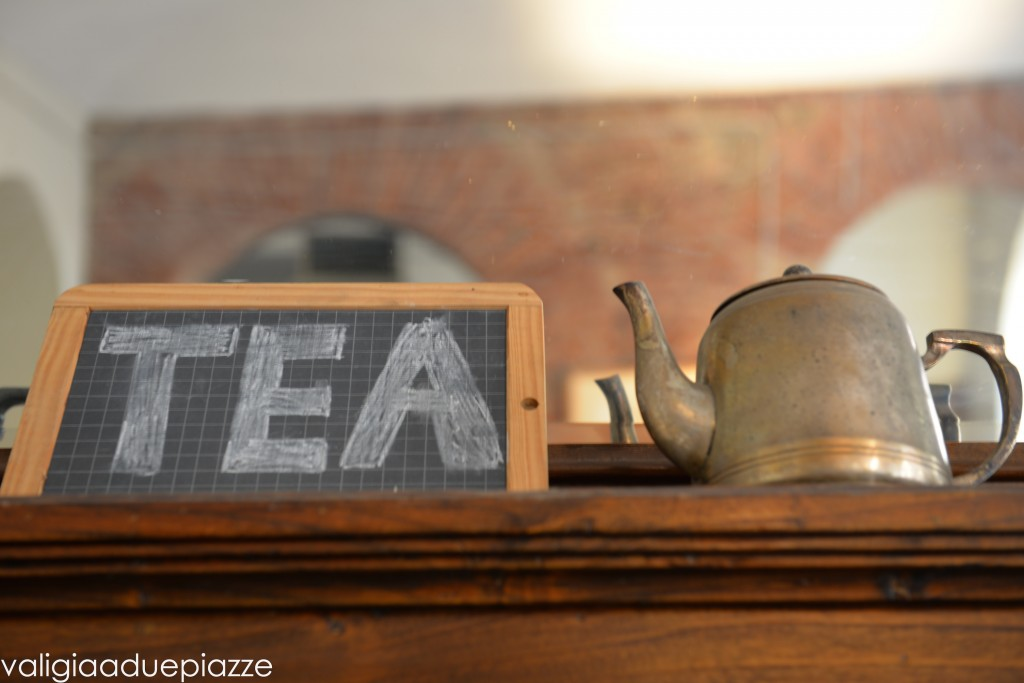 Melissa Torino tè tisane