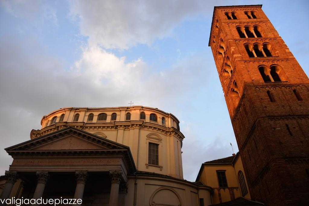 Il Santuario della Consolata, uno dei più antichi luoghi di culto a Torino.