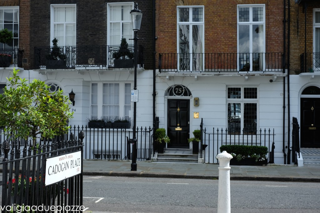 Cadogan place london