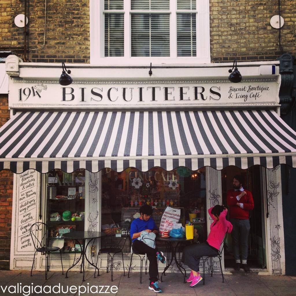 Biscuiteers Londra