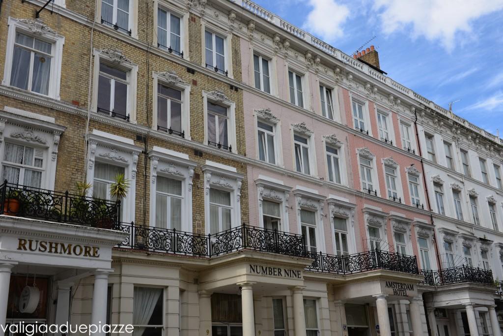 Trebovir Road Earls Court Londra