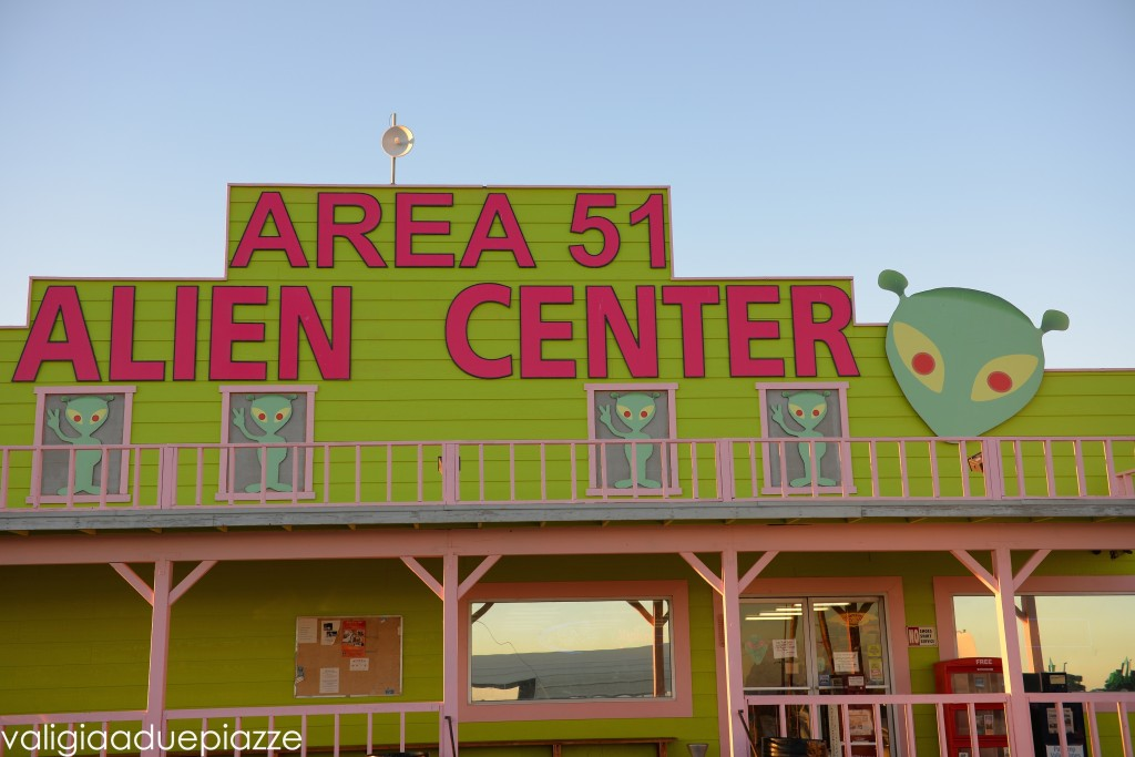area 51 alien center nevada