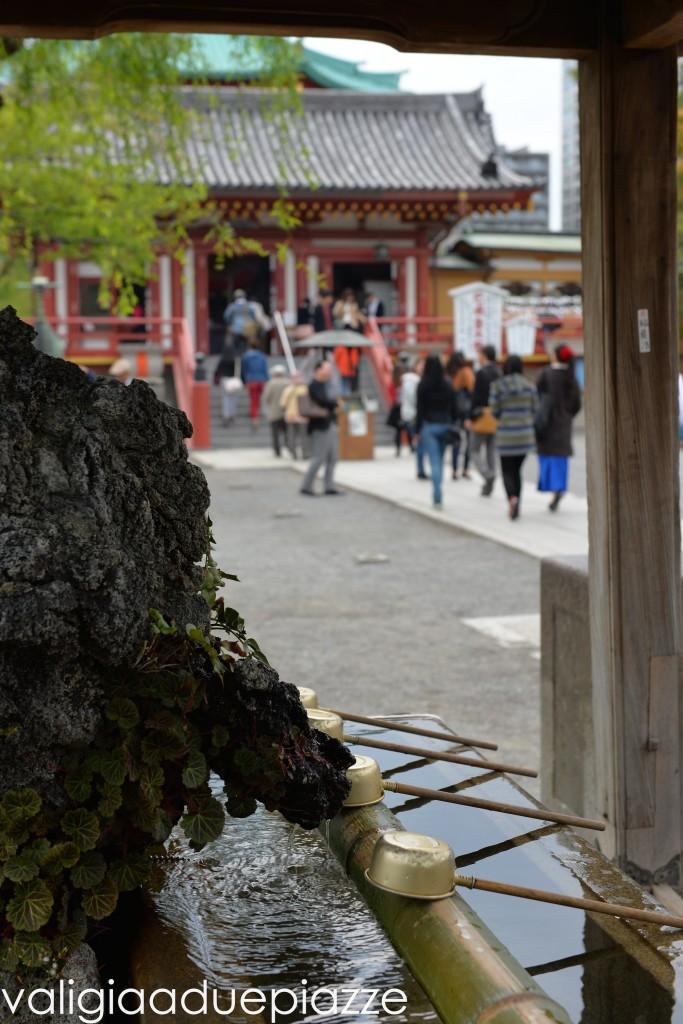 kanei-ji temple ueno park