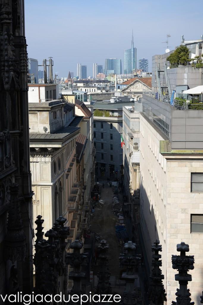skyline milano grattacieli