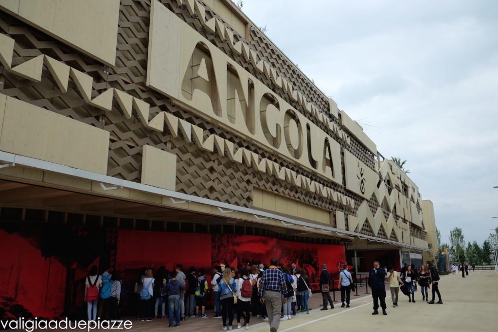 Padiglione dell'Angola