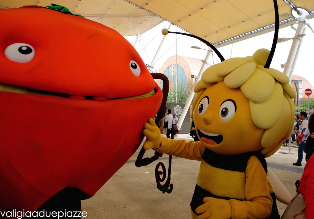 Foody and Friends