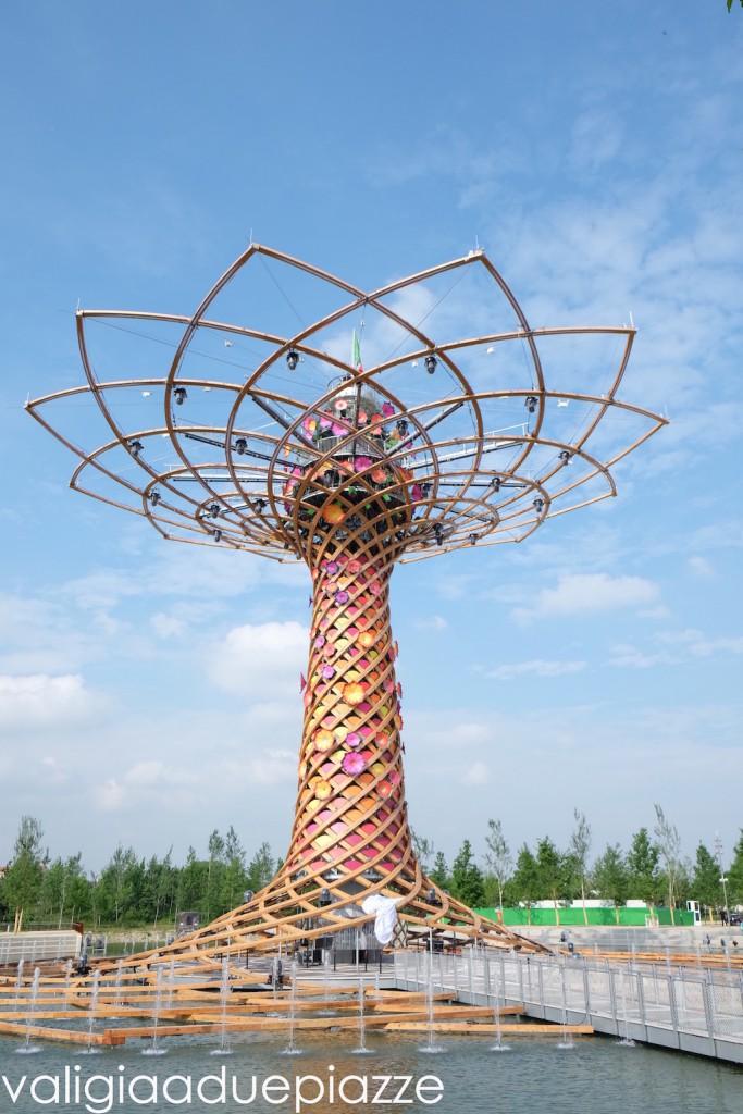 albero della vita expo milano 2015