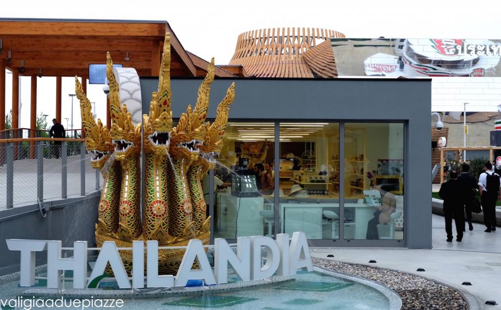 Thailandia Pavilion
