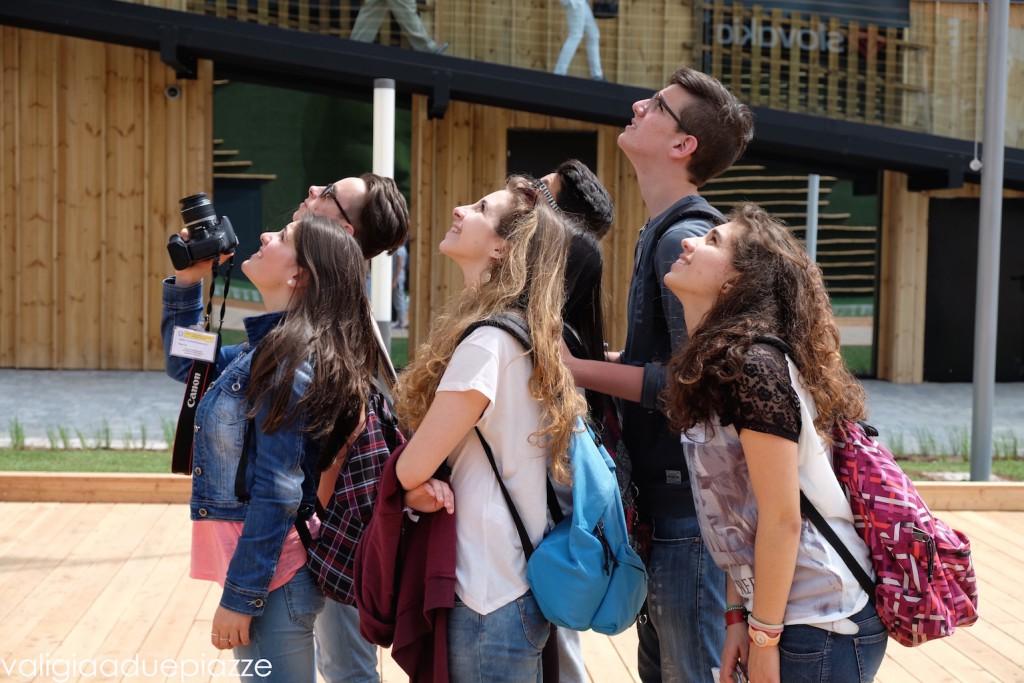 studenti expo milano 2015