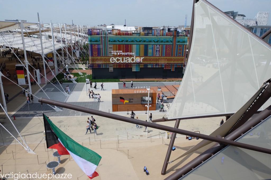 ecuador kuwait pavilions