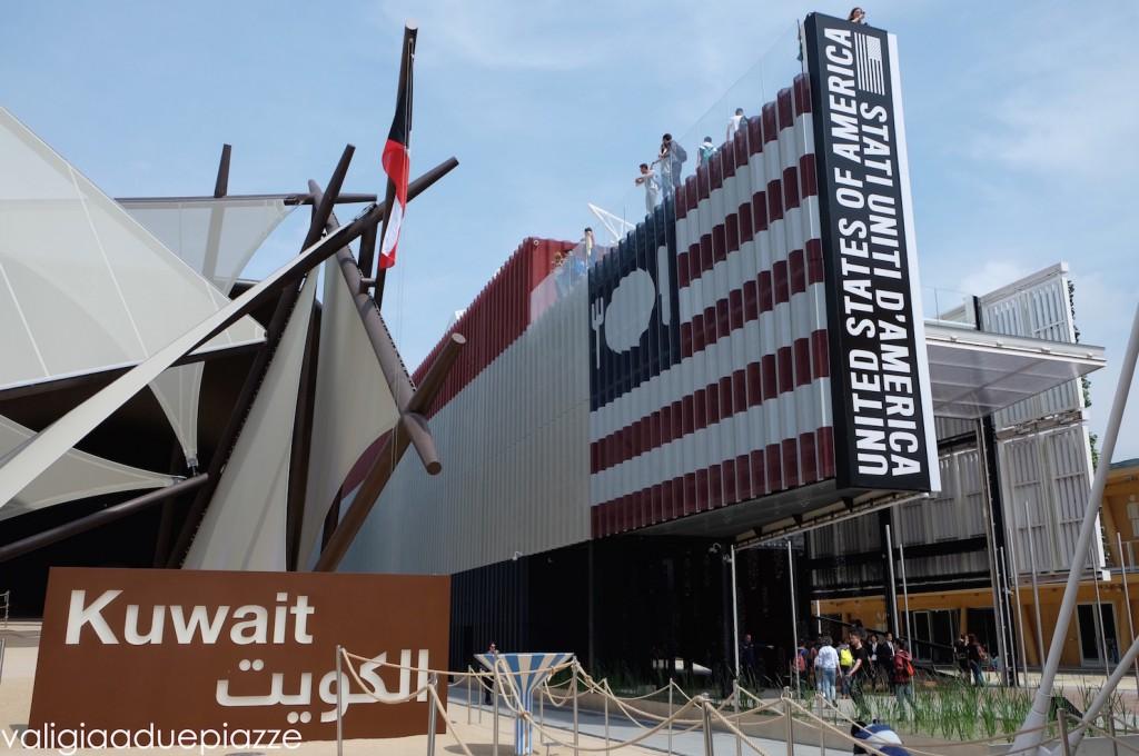 kuwait usa pavilions