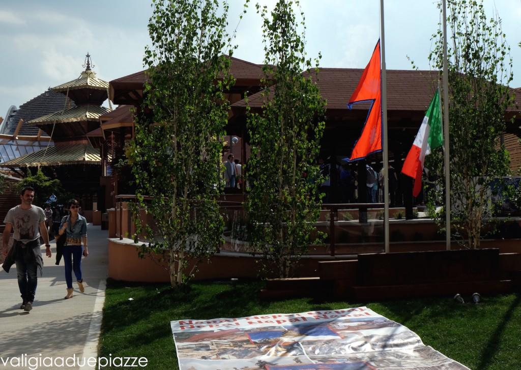 Padiglione del Nepal