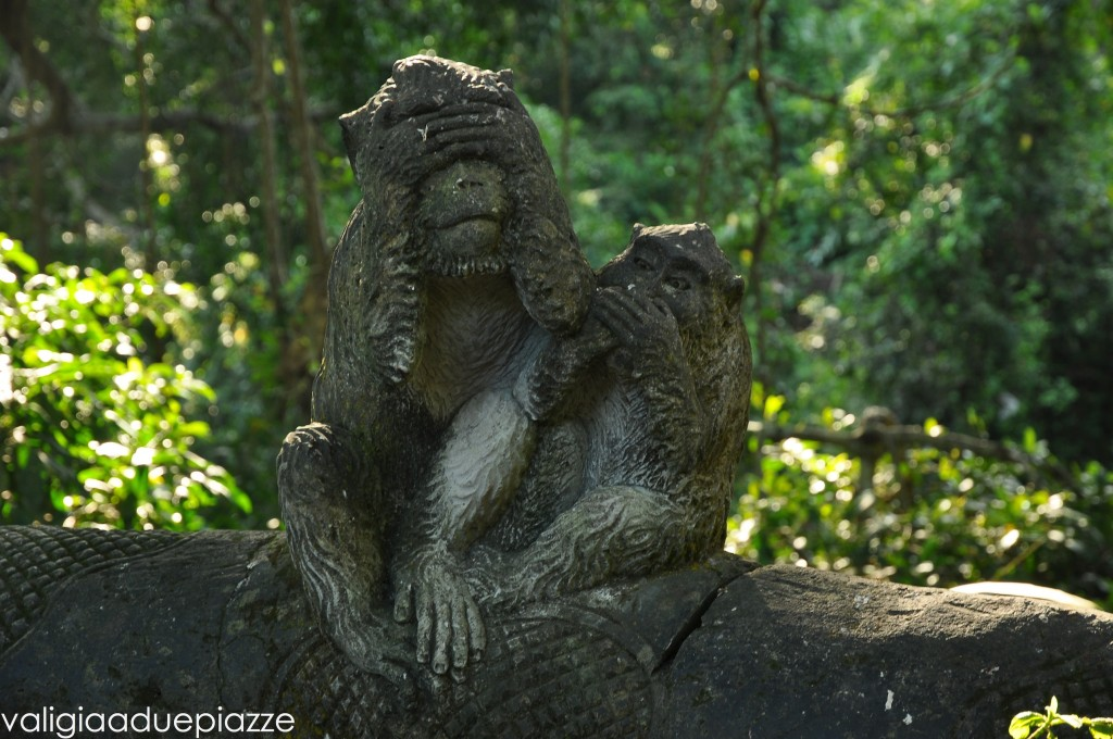 sacred monkey forest sanctuary bali