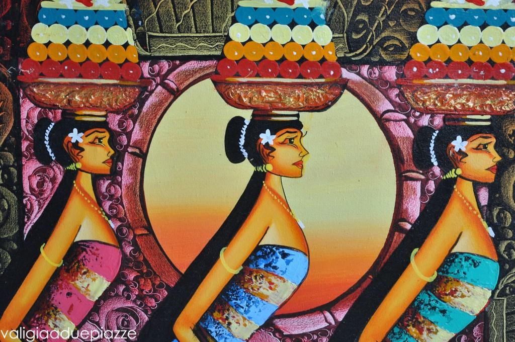 bali indonesia arte