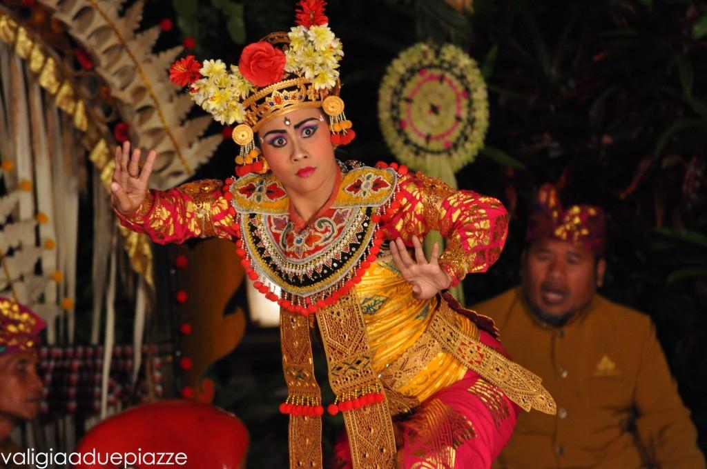 danza legong ubud