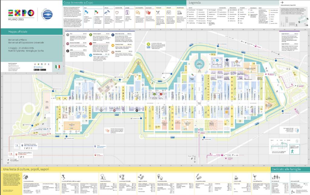mappa expo milano 2015