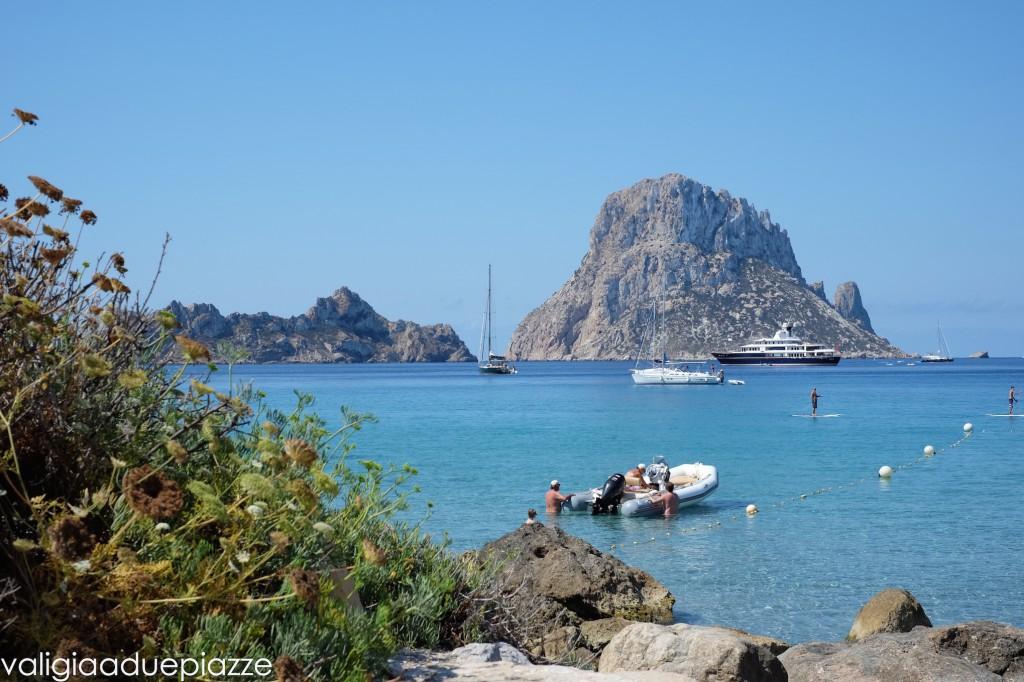 Cala d'Hort Es Vedra Ibiza