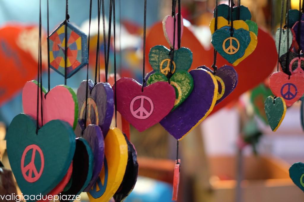 mercatino hippie las dalias