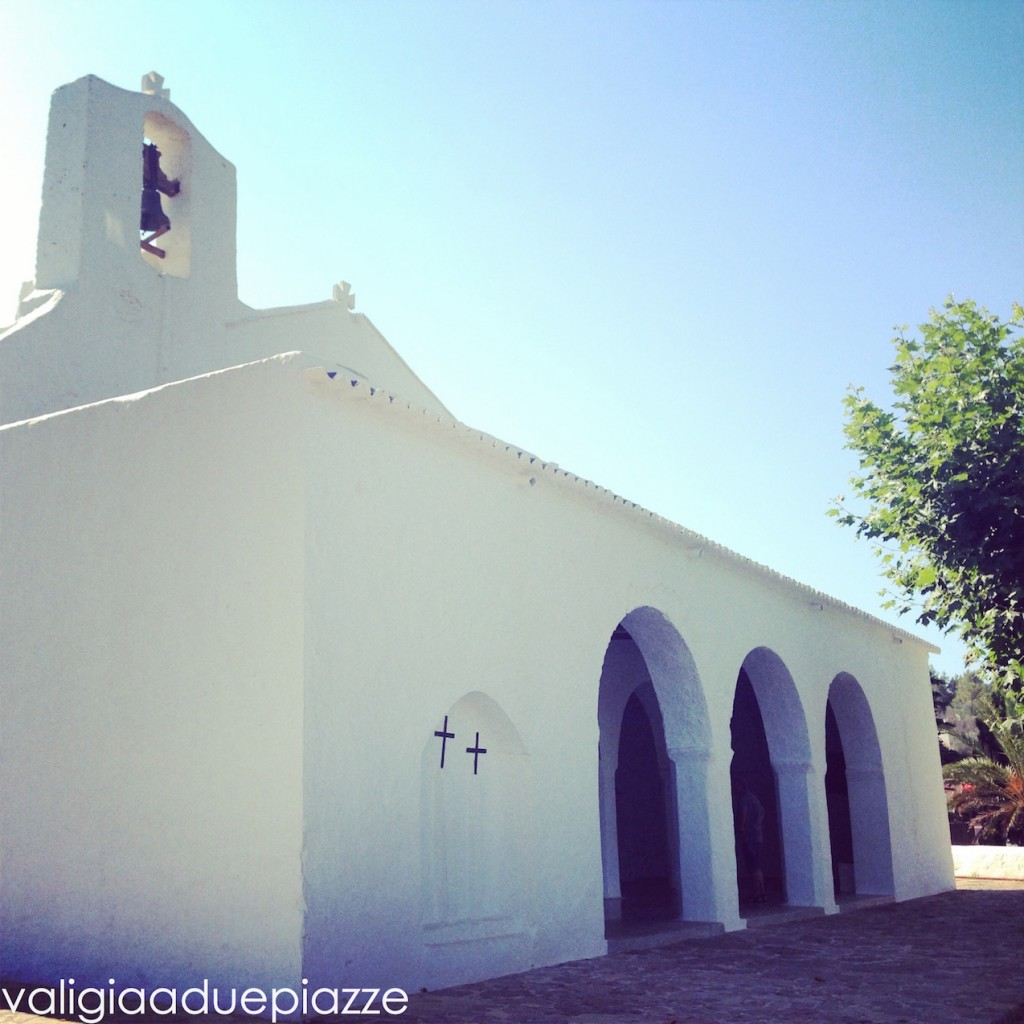 chiesa san carles ibiza
