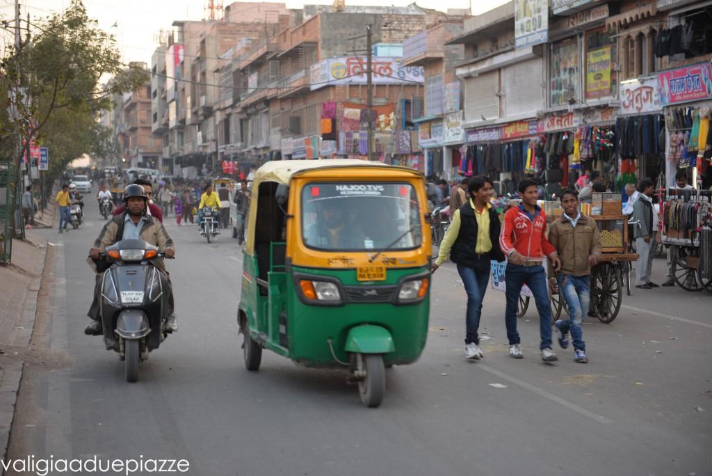 traffico india