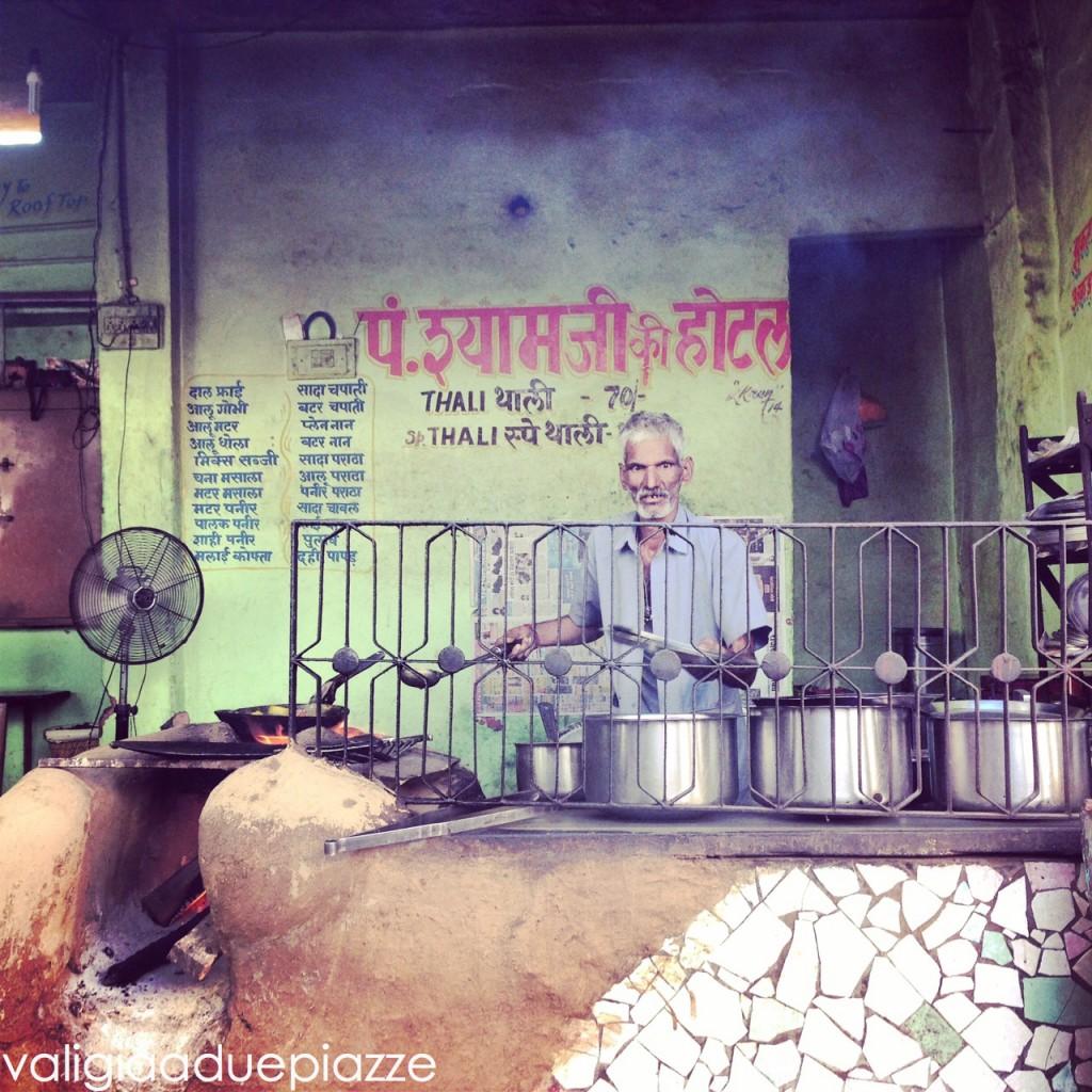 street food pushkar