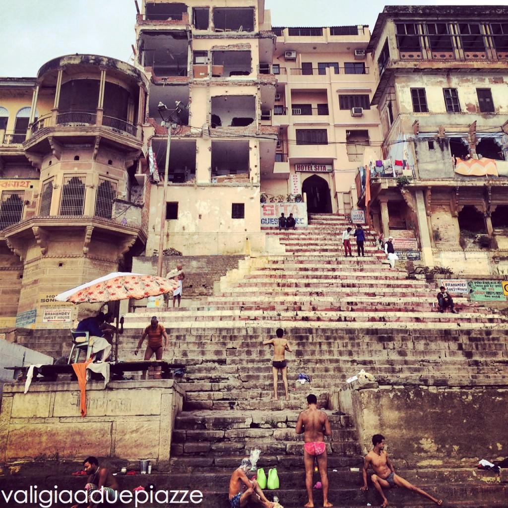 Gath Varanasi India