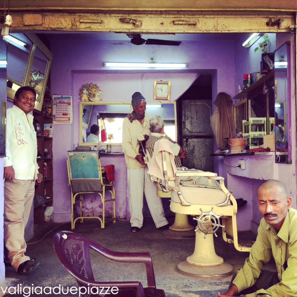 barbiere pushkar india