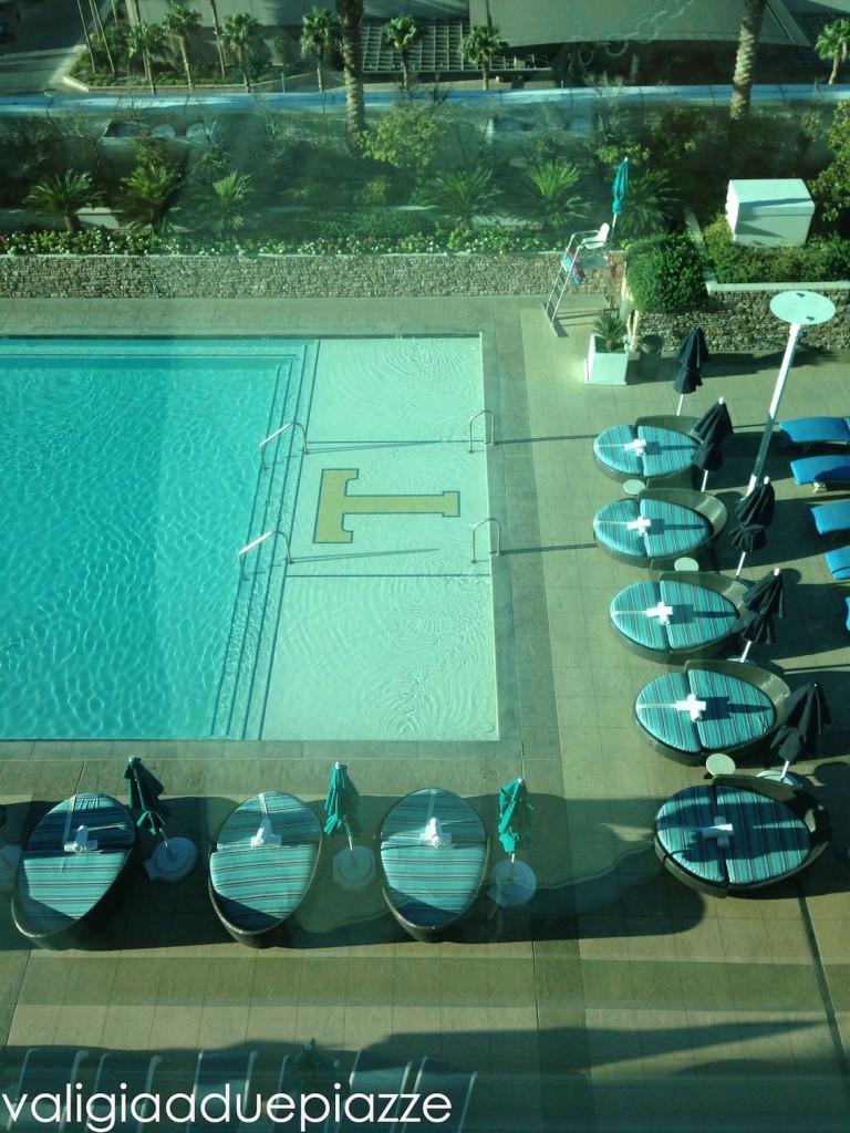 piscina trump las vegas
