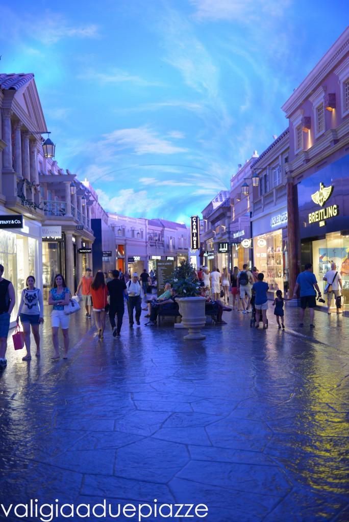 finto cielo mall Las Vegas