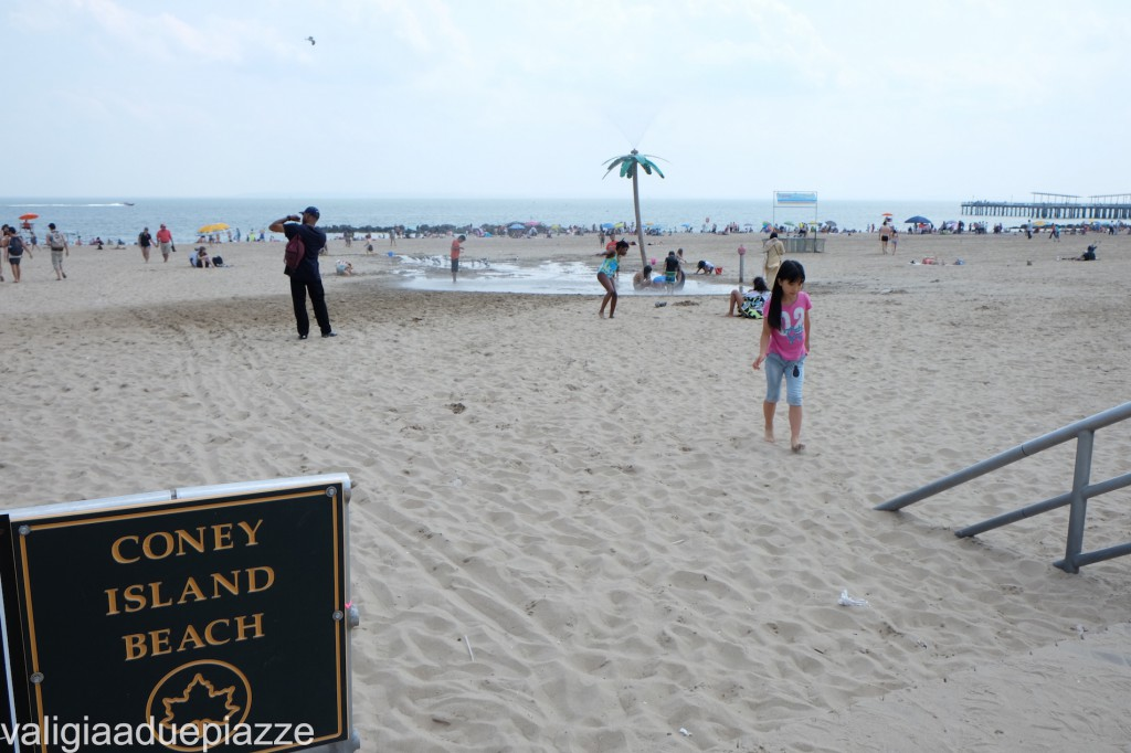 coney island beach nyc