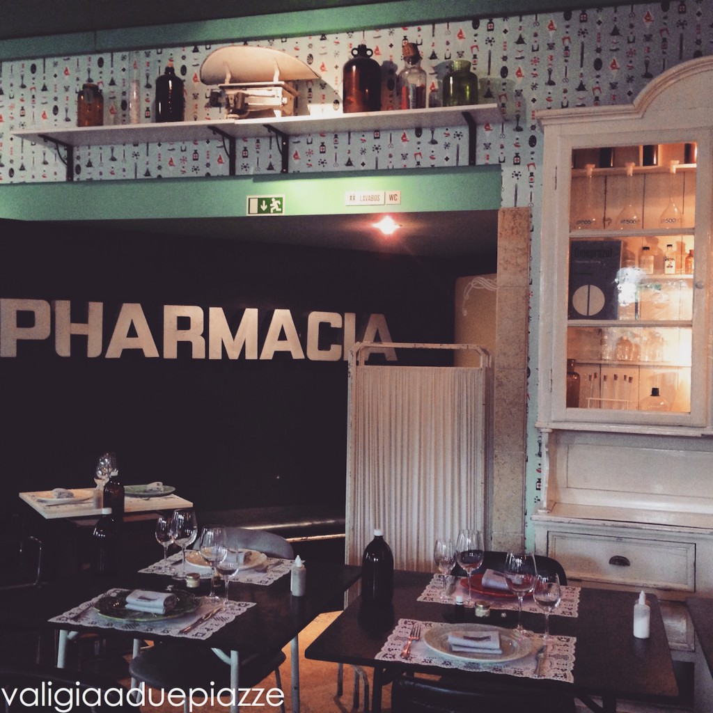 pharmacia restaurante lisboa