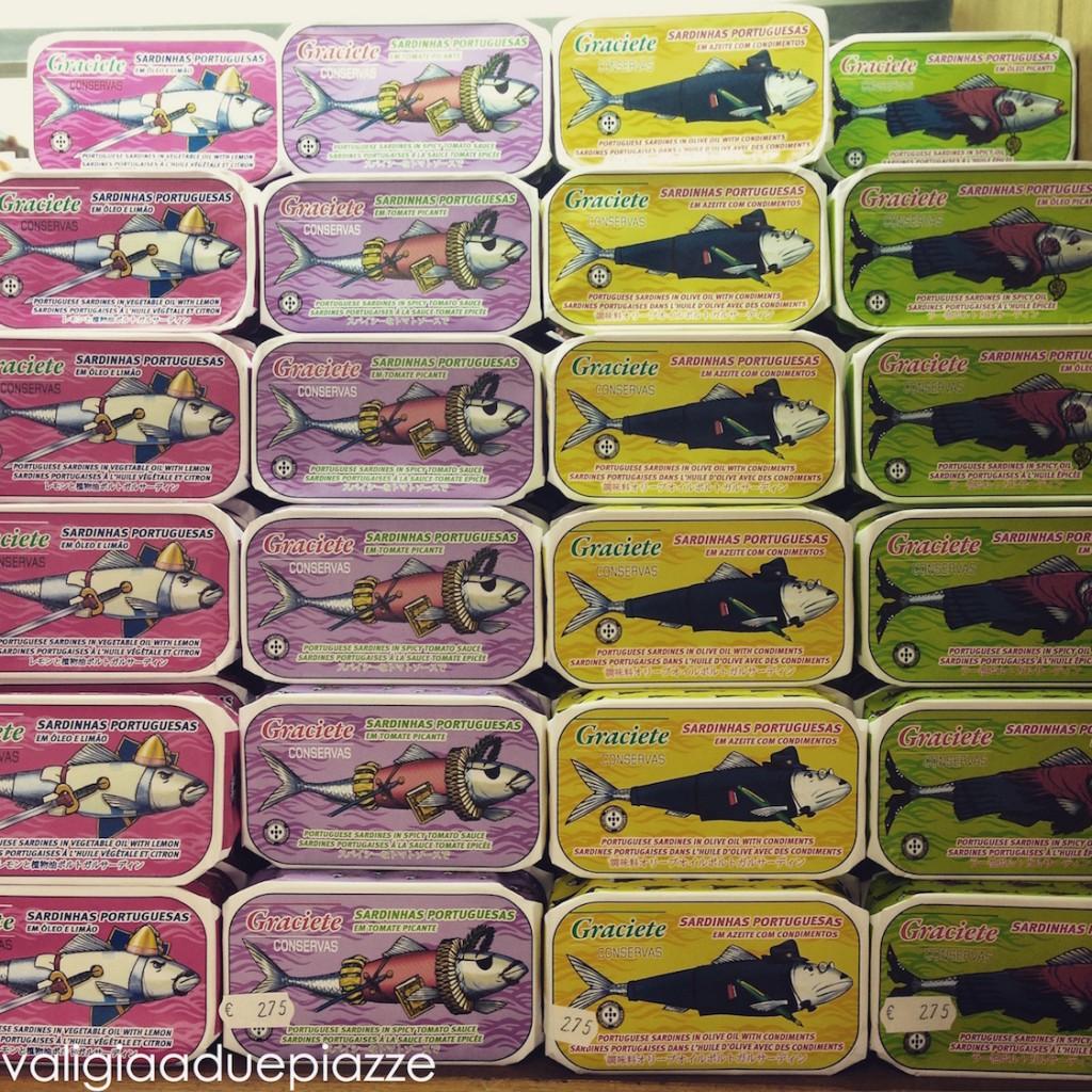 pesce in scatola lisbona