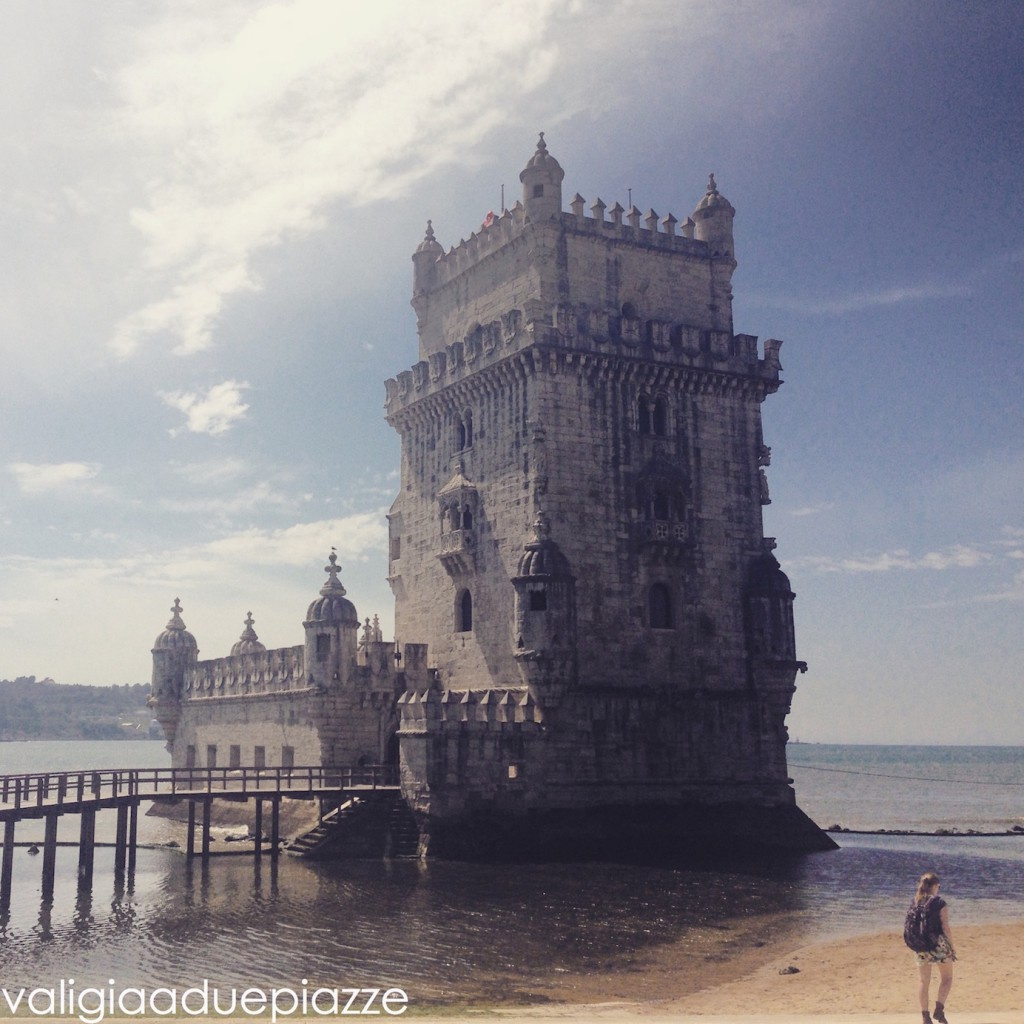 torre di belem lisbona