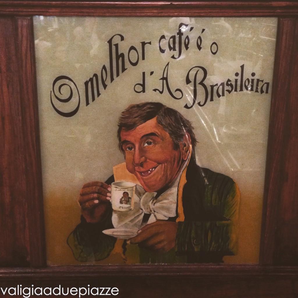 A Brasileira caffè lisboa