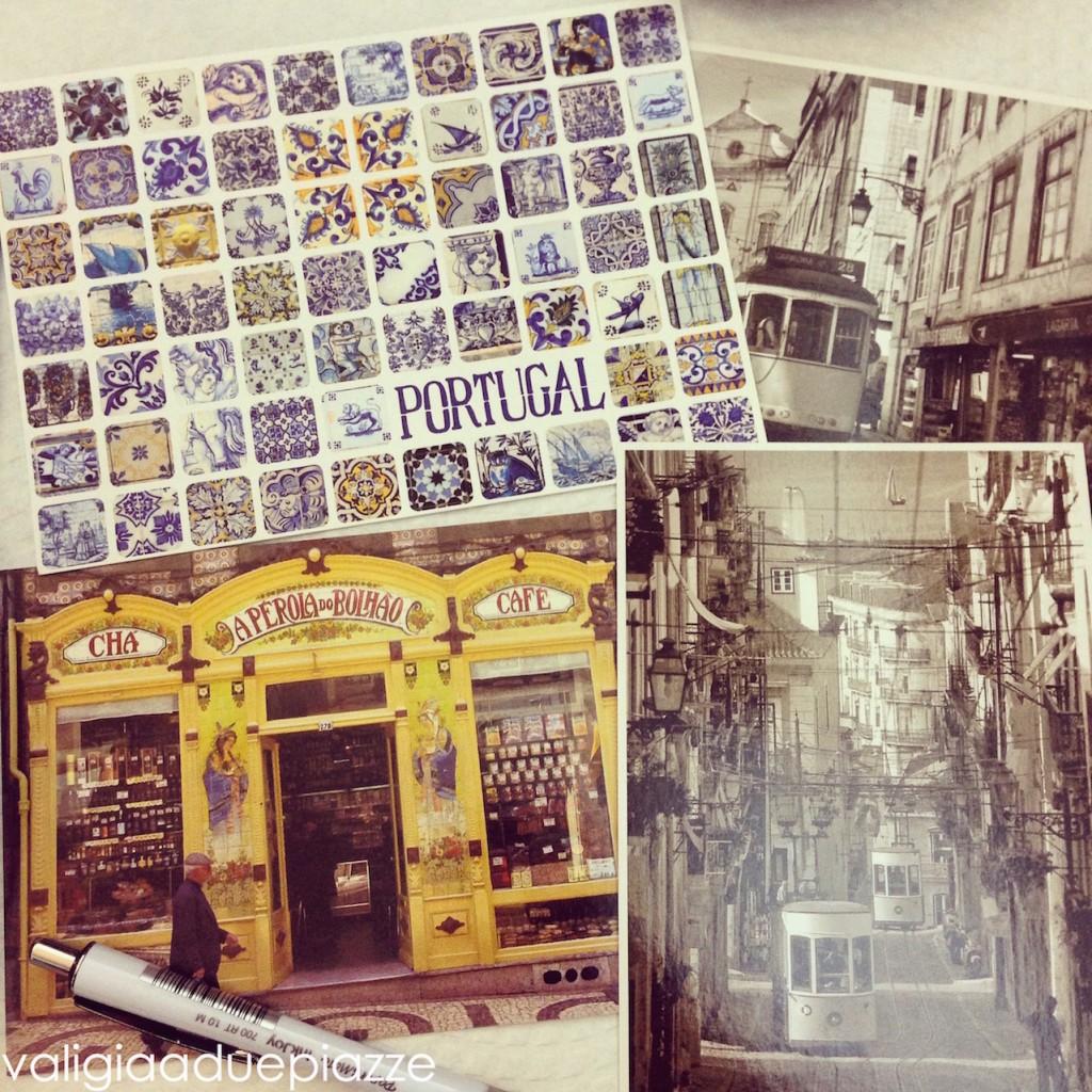 Lisbona da cartolina