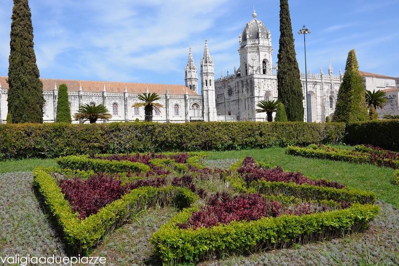 Mosteiro dos Jerónimos a Belem (andateci con il tram 15)