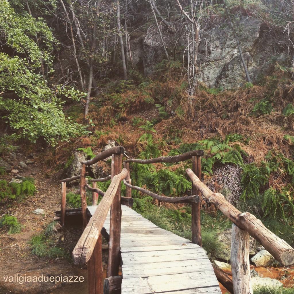 cascate diosilla monterano
