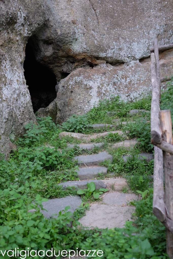 città etrusca monterano