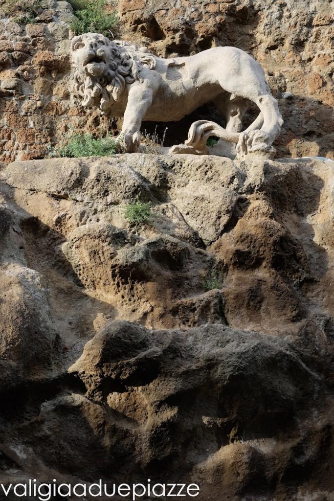 leone bernini monterano
