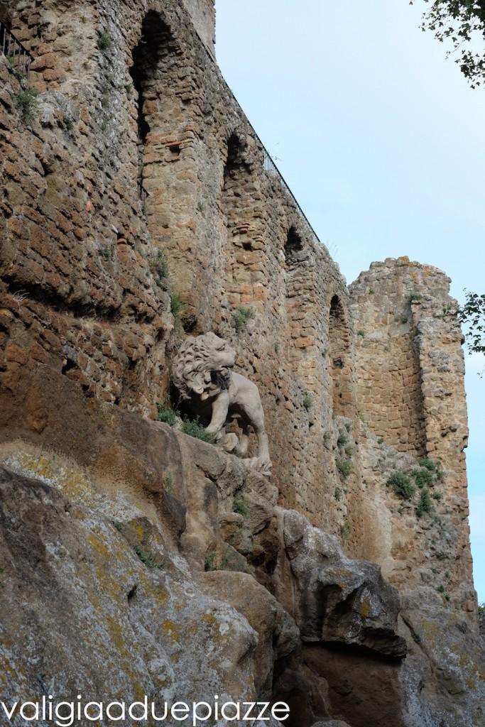 palazzo castello monterano bernini