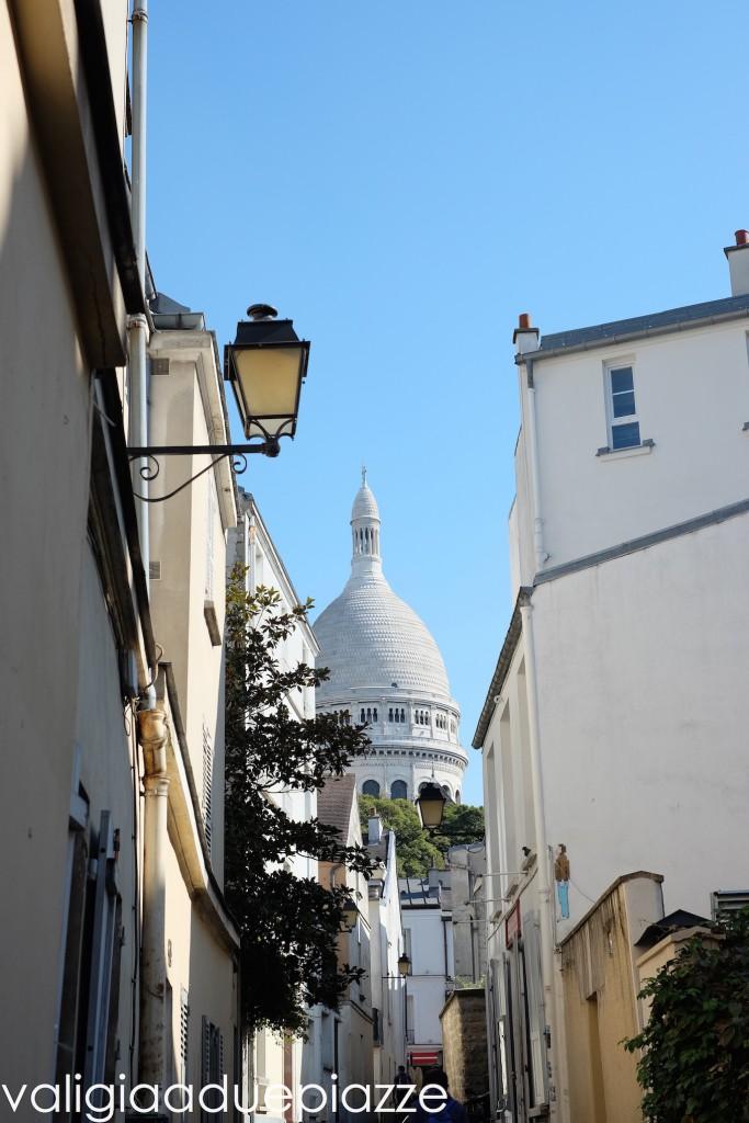 sacre coeur montmartre parigi
