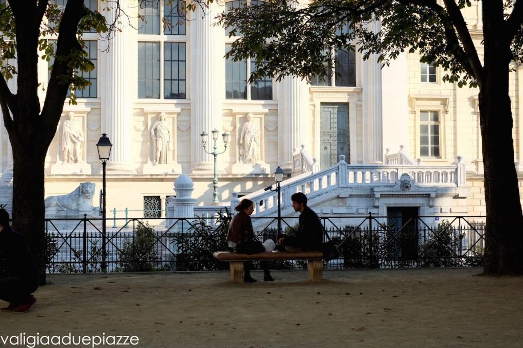 innamorati place dauphine parigi