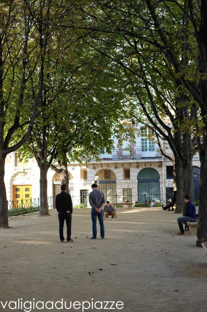 petanque parigi