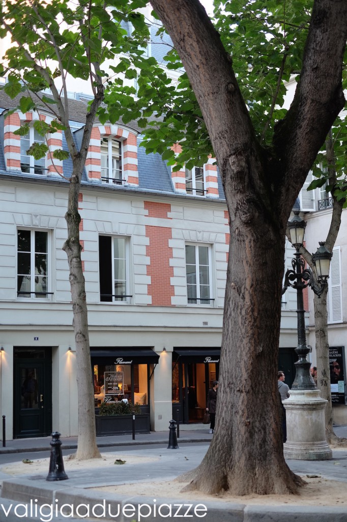 rue de furstenberg parigi
