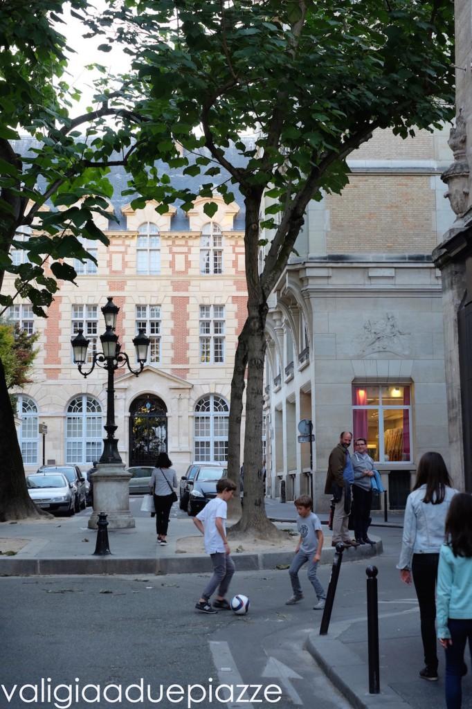 place de furstenberg parigi